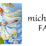 花の妖精たちの柄が美しいMichael Miller