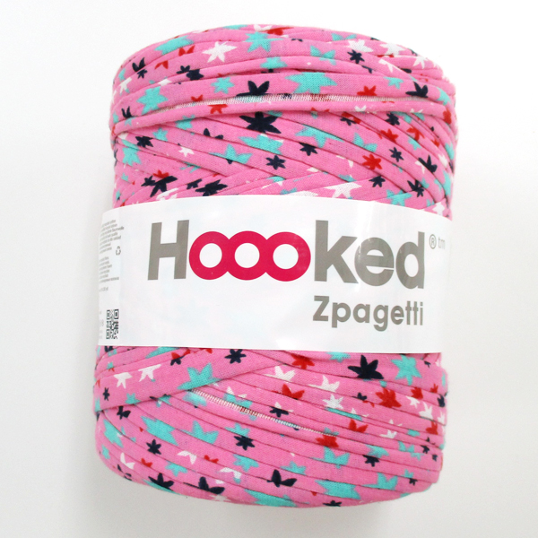 Hoooked Zpagetti ズパゲッティ MIXPINK
